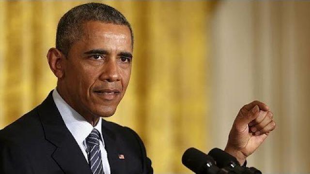 Barack Obama apresentou o