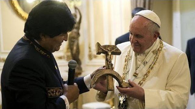 Morales oferece